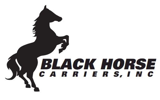 Black Horse Carriers Logo